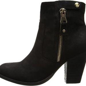 Aldo boots black